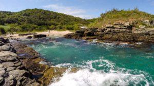 Aproveite a Praia da Foca durante sua hospedagem em Búzios